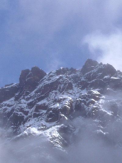 Altar, Obispo peak