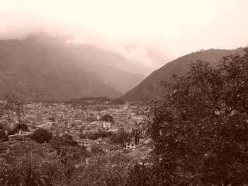 Baños Tungurahua
