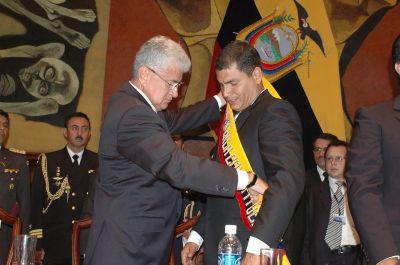 Rafael Correa Presidente