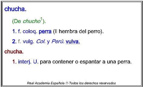 La Chucha