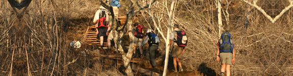 Trekking in the Galapagos Islands is an unforgettable experience