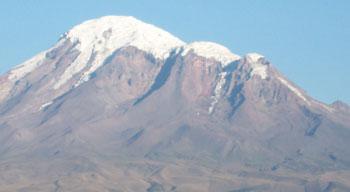 Gringo Trail in Ecuador: Chimborazo