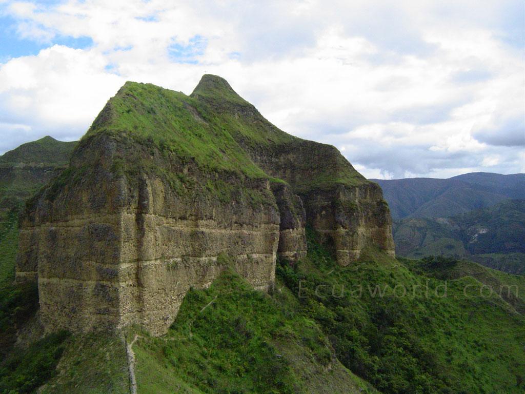 Gringo Trail in Ecuador: Vilcabmaba