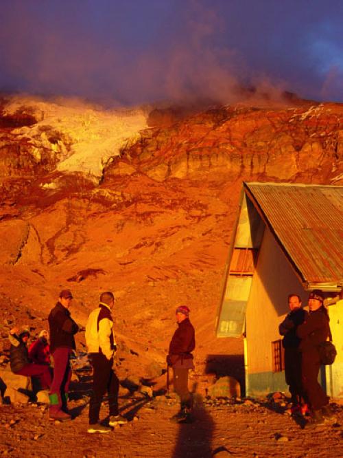 Refugio Chimborazo