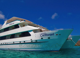 Cormorant Deluxe Yacht From US$ 2940.00 4, 5 AND 8 DAYS