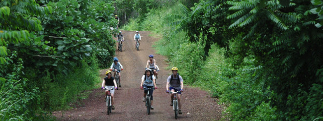 Galapagos Biking Tours