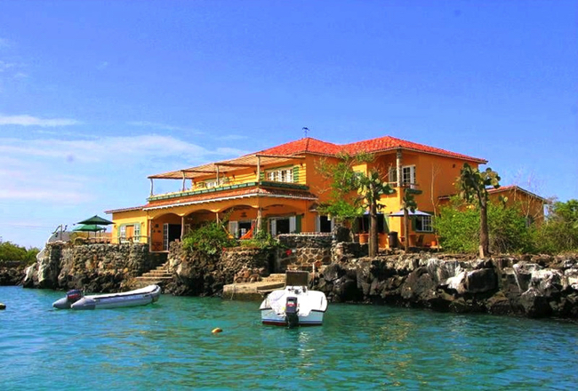 Galapagos Hotel Based Tours